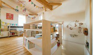 近江八幡の住宅工房ライブスのモデルハウス