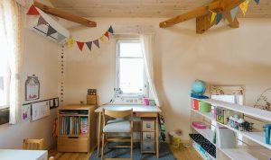 近江八幡のモデルハウス件自宅子供部屋