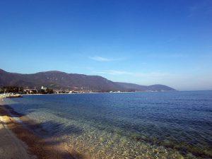 近江八幡の海