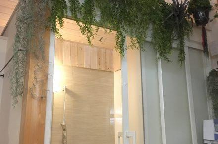 近江八幡のモデルハウスは住宅工房ライブスお風呂
