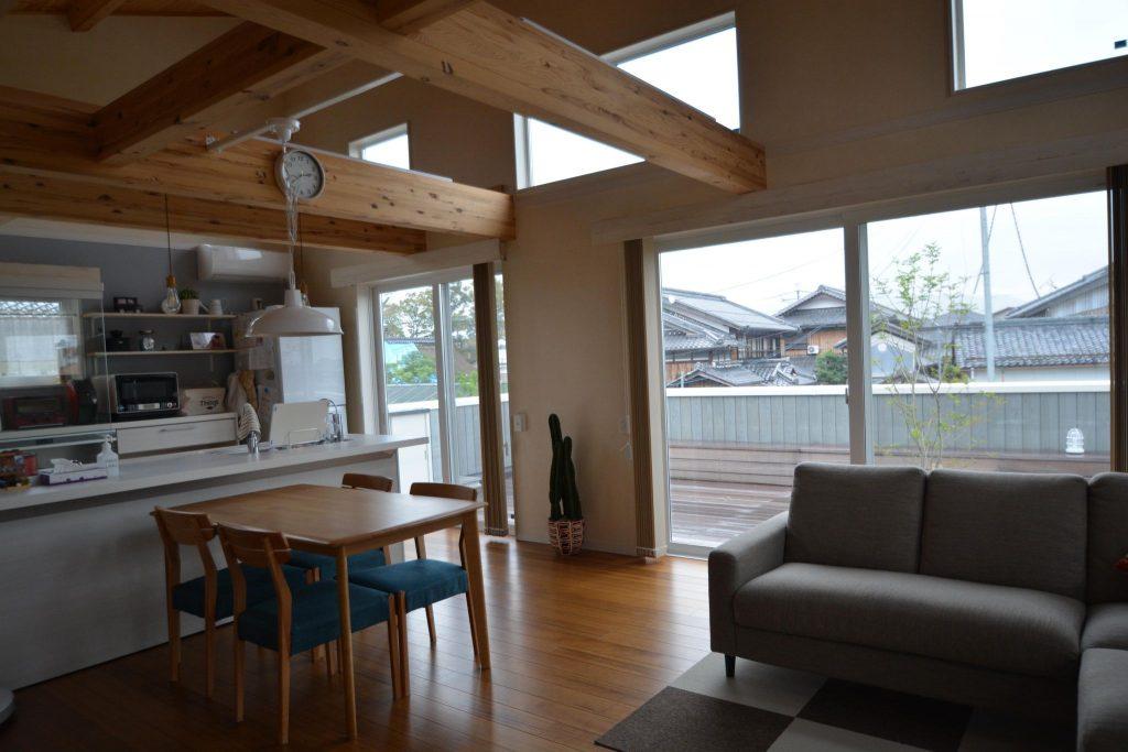 東近江市で心地いい家なら住宅工房ライブス